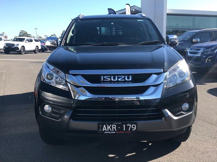 2017 Isuzu MU-X LS-T MY16.5 4X4 Dual Range Black