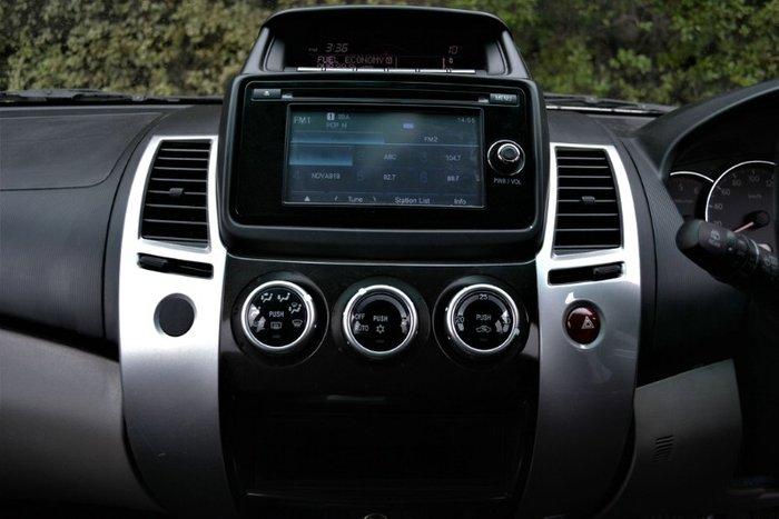 2015 Mitsubishi Challenger LS PC MY14 4X4 Dual Range FAIRY WHITE