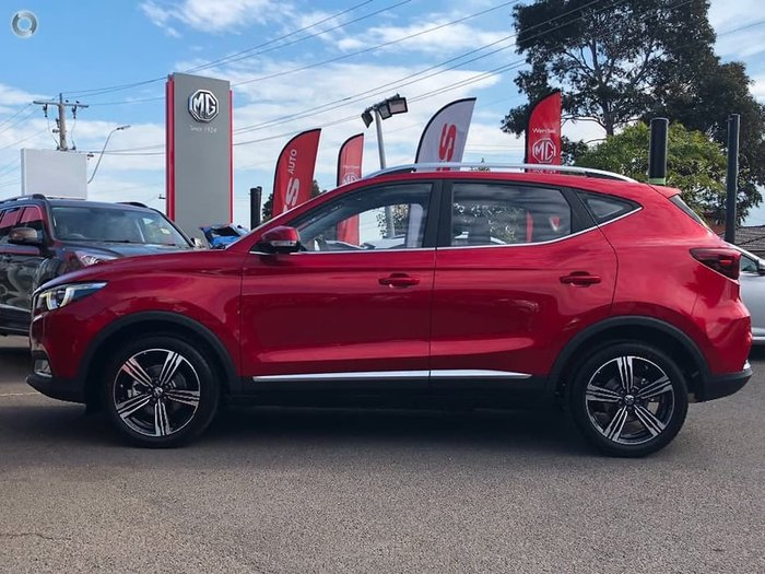 2019 MG ZS Excite AZS1 MY19 Red