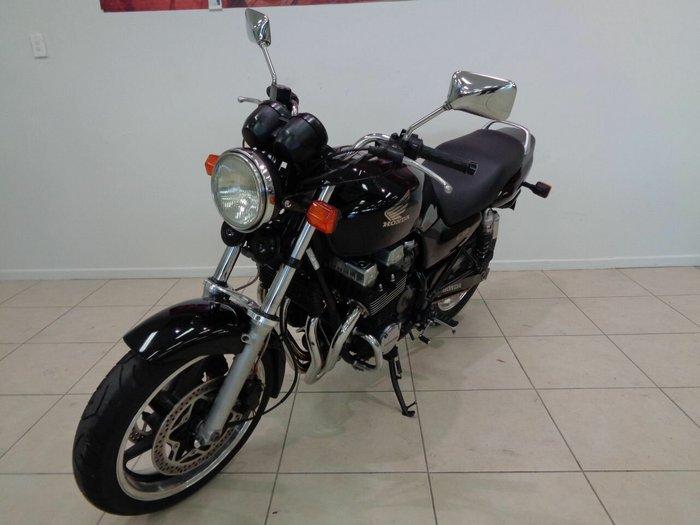 1998 Honda CB750F2 Black