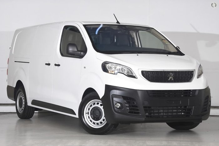 2019 Peugeot Expert 180 HDI (No Series) White
