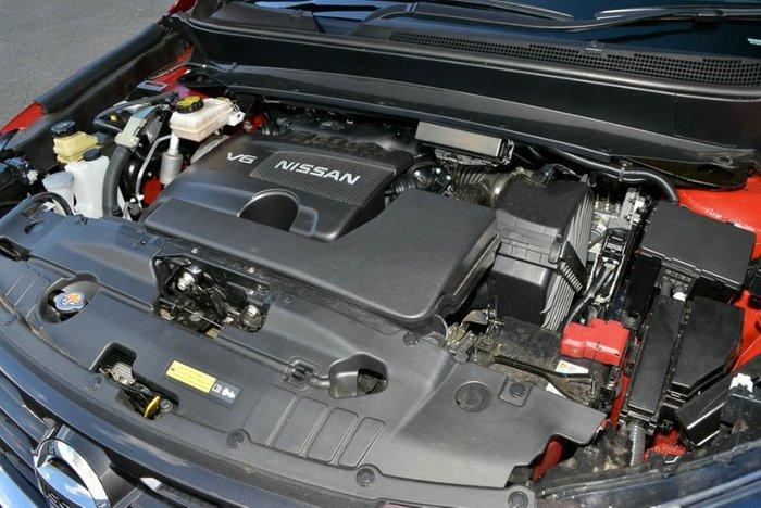 2018 Nissan Pathfinder ST-L R52 Series II MY17 4X4 On Demand REDSTONE