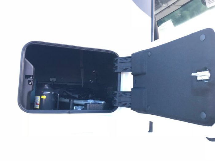 2019 IVECO STRALIS ATI 460 WITH LANE DEPARTURE WARNING null null white
