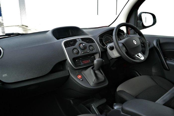 2019 Renault Kangoo SHORT WHEELBASE F61 Phase II RED SWB AUTO