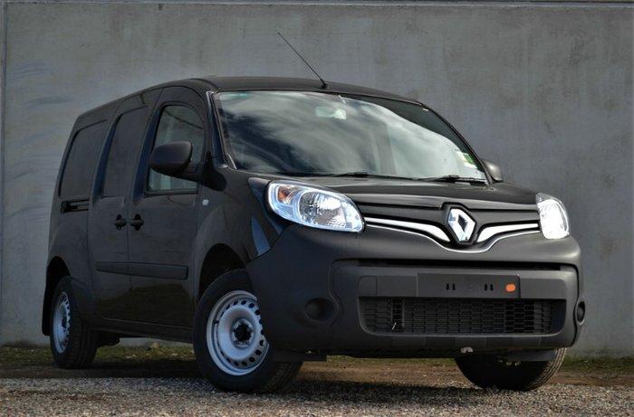 2019 Renault Kangoo Maxi F61 Phase II BLACK LWB AUTO