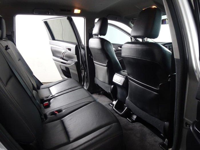 2015 Toyota Kluger GXL GSU55R Four Wheel Drive Silver