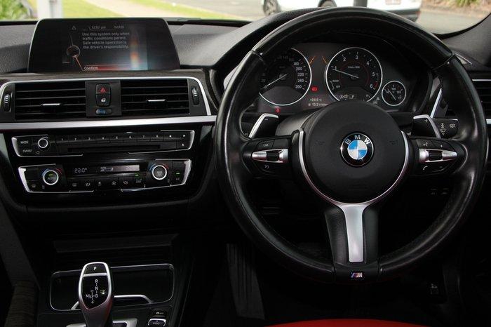 2016 BMW 320d