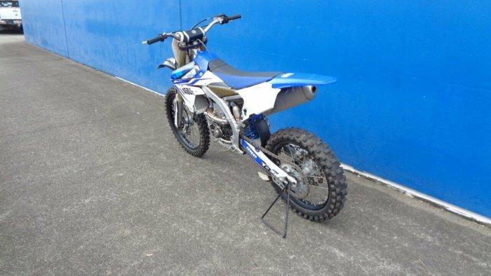 2015 Yamaha YZ450F BLUE
