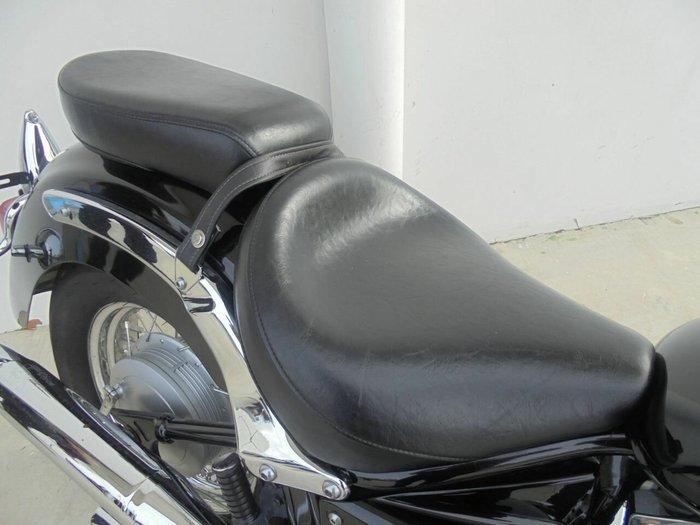 2014 Yamaha XVS650A V-STAR CLASSIC Black
