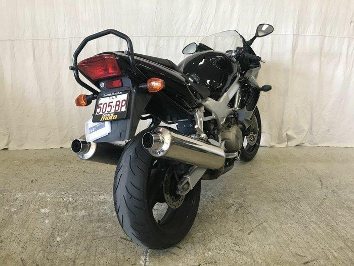 2006 Honda VTR1000F (FIRESTORM) Black