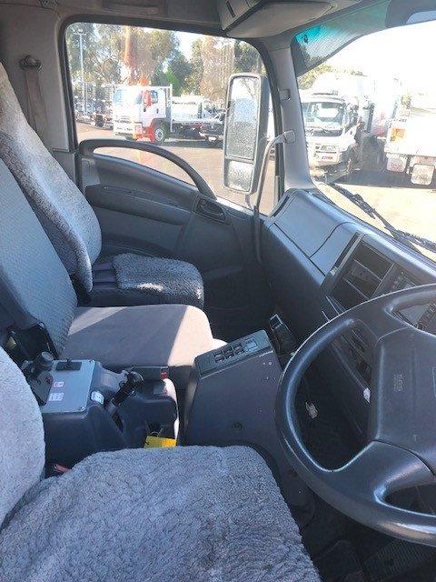 2010 Isuzu FVZ1400 HARDOX TIPPER