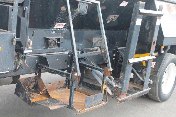 2007 Isuzu FSR700 FLOCON