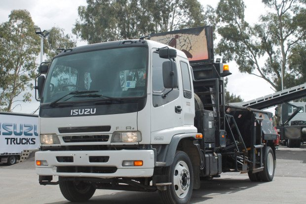 2007 Isuzu FSR700 FLOCON
