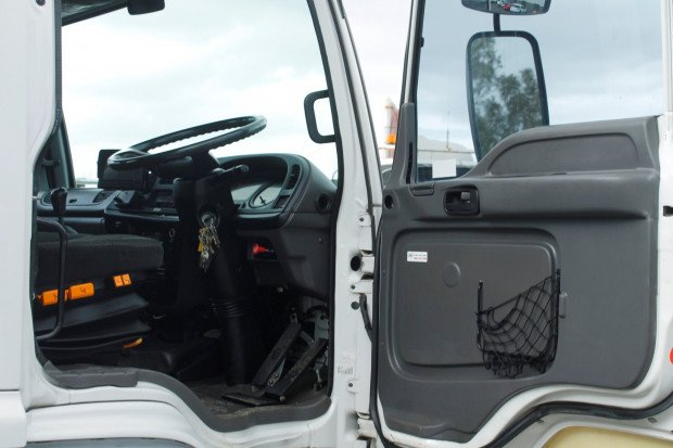 2007 Isuzu FSR700 FLOCON WHITE