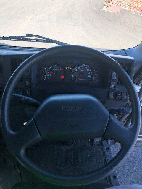 2012 Isuzu FVZ1400 COMPACTOR