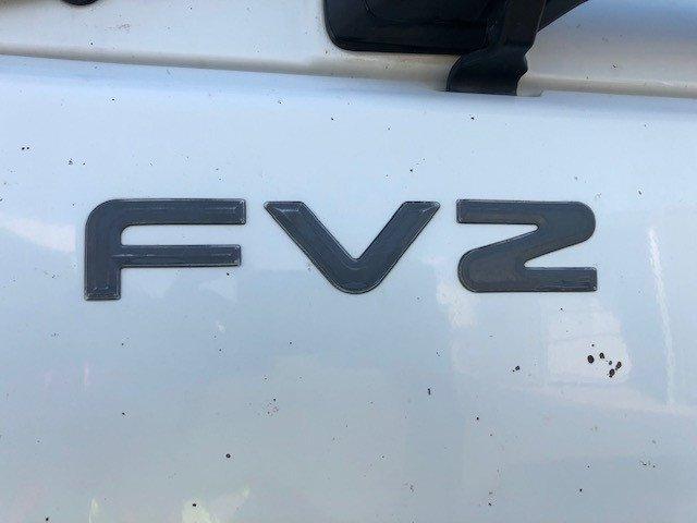 2008 Isuzu FVZ1400 COMPACTOR