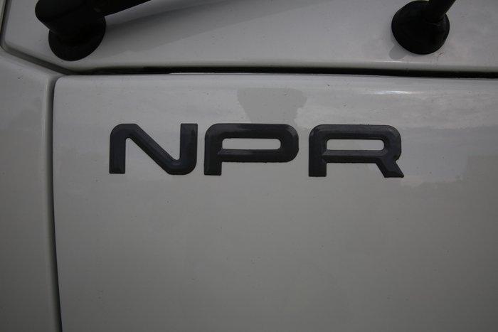 2011 Isuzu NPR400 EX-COUNCIL LOW KILOMETERS