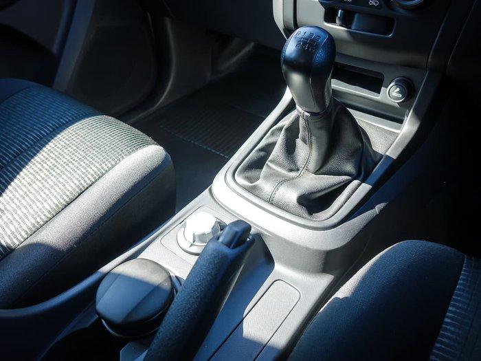 2019 Isuzu D-MAX SX MY19 4X4 Dual Range White