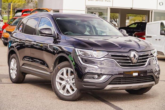 2019 Renault Koleos Zen HZG Black