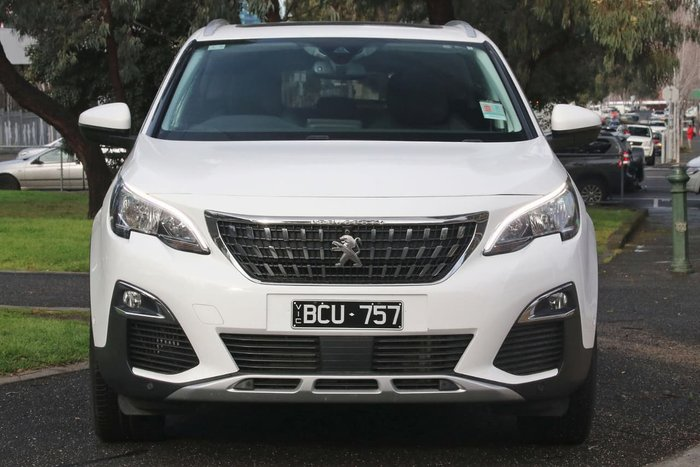 2018 Peugeot 3008 Allure P84 MY18 White