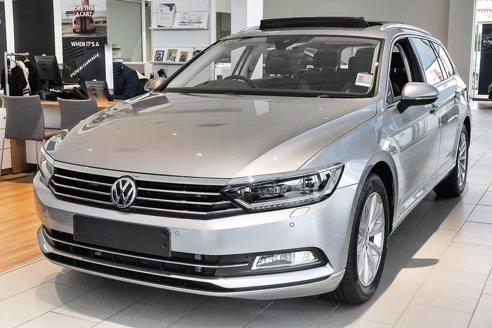 2019 Volkswagen Passat 132TSI Comfortline B8 MY19 Silver