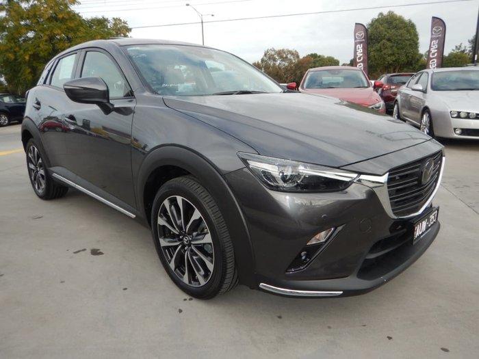 2018 Mazda CX-3 Akari DK Grey