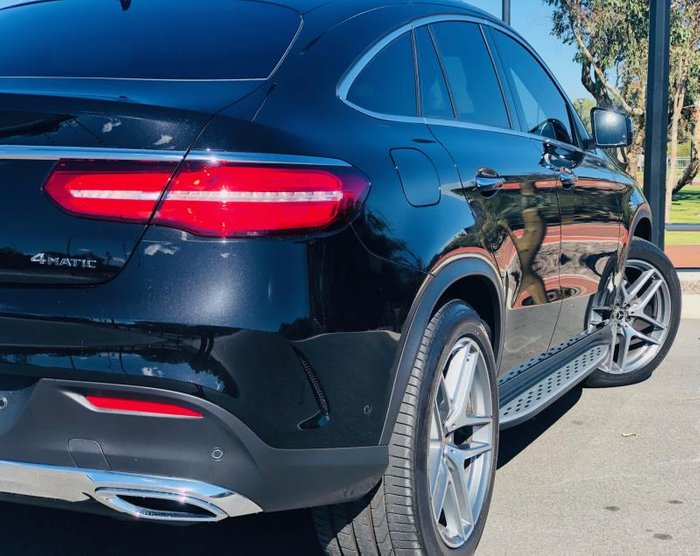 2018 MERCEDES-BENZ GLE 350 d 4MATIC 292 MY17.5 BLACK
