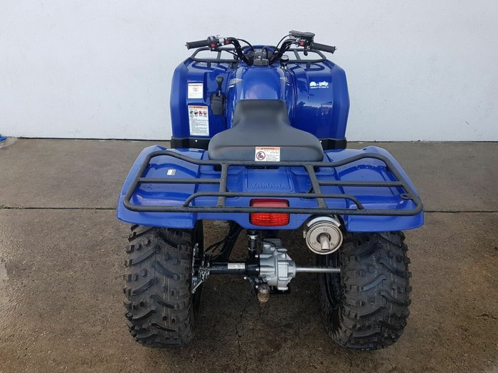 2016 Yamaha YFM350A GRIZZLY 350 Blue