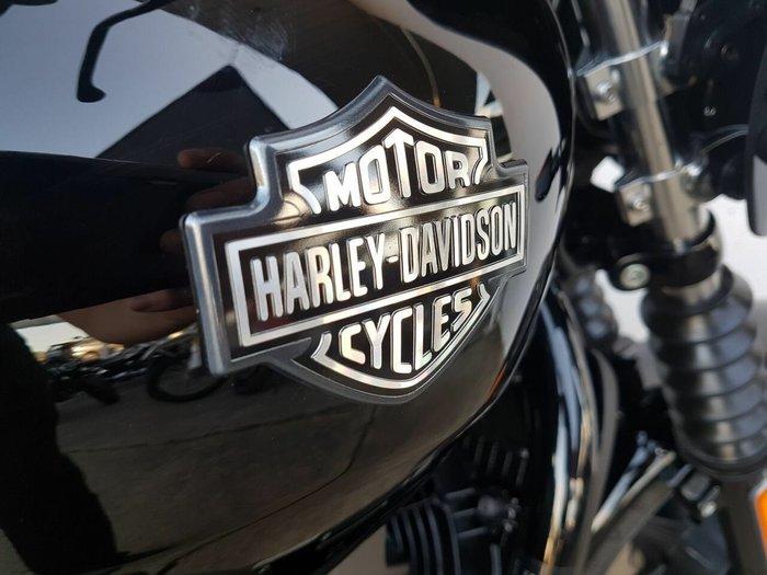 2017 HARLEY-DAVIDSON STREET 500 (LAMS) Black
