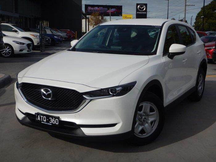 2018 Mazda CX-5 Maxx KF Series White