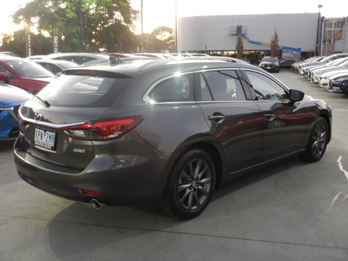 2018 Mazda 6 Touring GL Series Grey