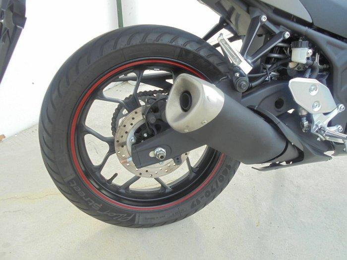 2016 Yamaha YZF-R3 ABS GREY