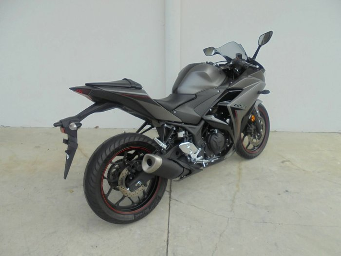 2016 Yamaha YZF-R3 ABS GREY