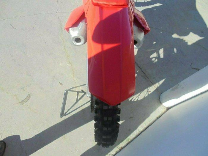 2016 Honda CRF450R Red