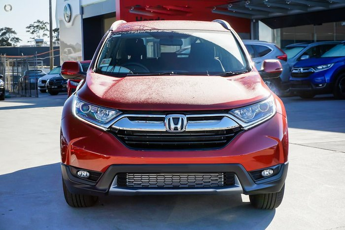 2019 Honda CR-V VTi RW MY19 Passion Red