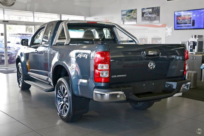 2019 Holden Colorado LTZ RG MY19 4X4 Dual Range Dark Shadow