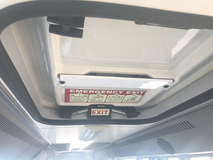 2007 Hino RB RB8 35 SEAT MINI BUS