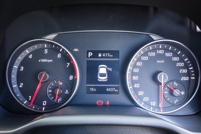 2018 Hyundai Elantra Sport AD.2 MY19 Red