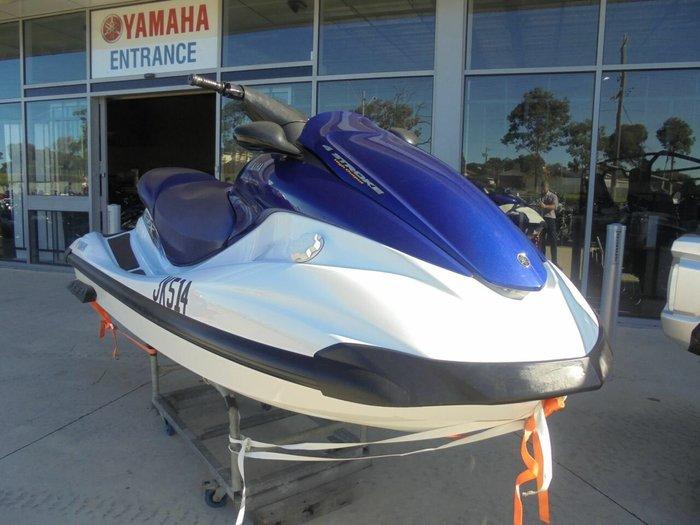 0 Yamaha 2005 1100cc Yamaha VX Deluxe Jetski WHITE