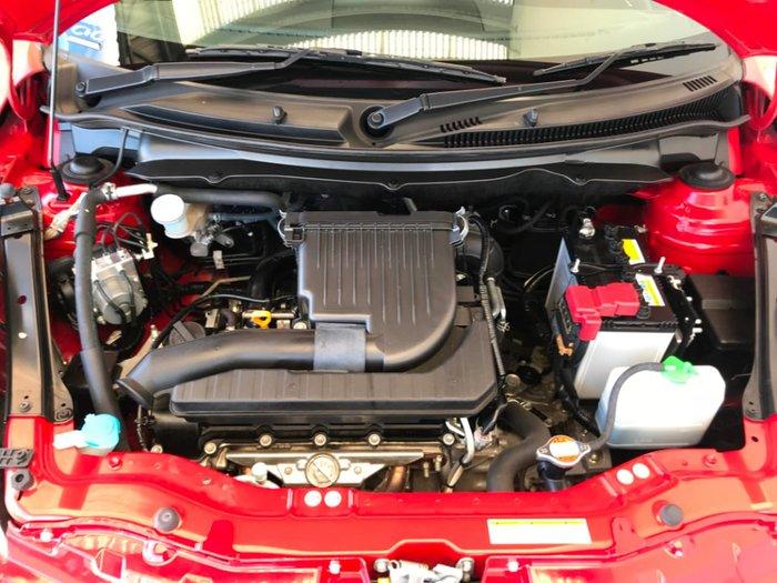 2015 Suzuki Swift GL FZ MY15 Red