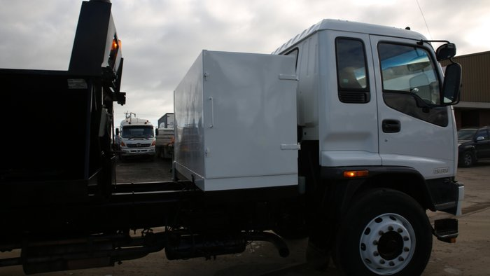 2001 Isuzu FVD950 FLOCON