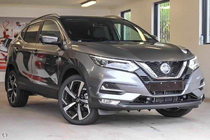 2018 Nissan QASHQAI Ti J11 Series 2 Grey