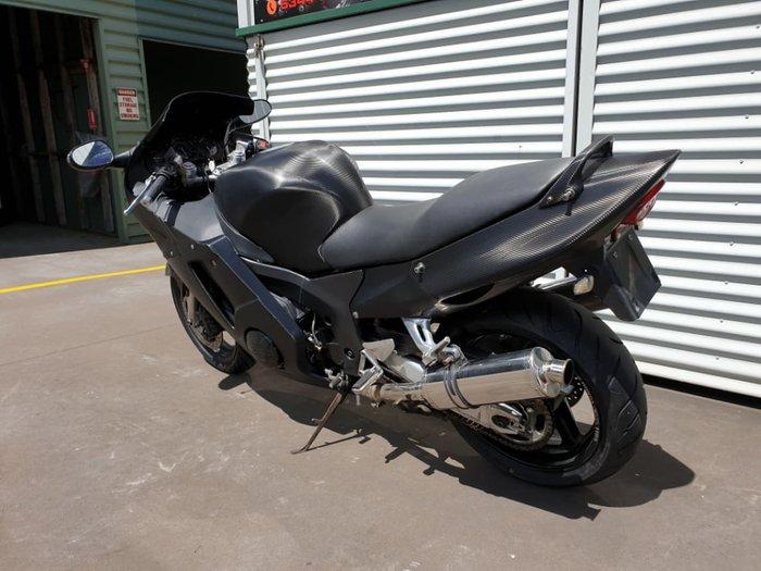 1997 HONDA CBR1100 XX SUPER BLACKBIRD null null Black