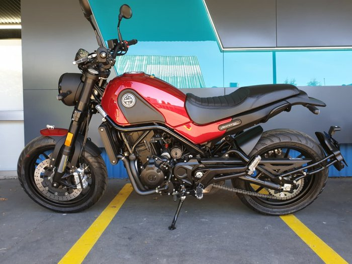 2018 BENELLI LEONCINO null null Red