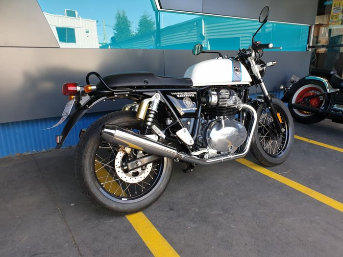2019 ROYAL ENFIELD CONTINENTAL GT 650 null null null