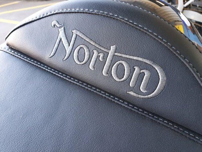 2018 NORTON COMMANDO 961 SPORT null null Silver