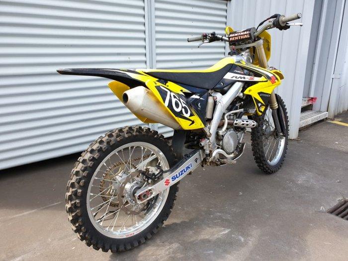 2016 SUZUKI RM-Z250 null null Yellow
