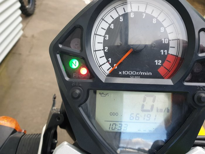 2005 SUZUKI SV1000S null null Black