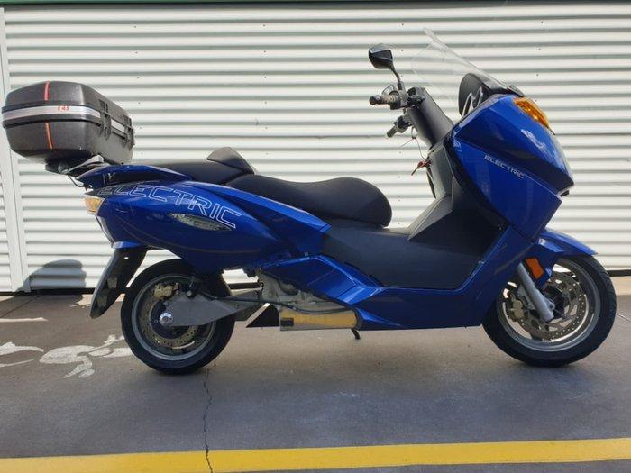 2007 VECTRIX MAXI null null Blue