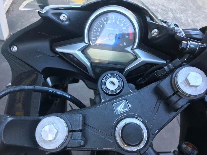2011 HONDA CBR250R null null Black